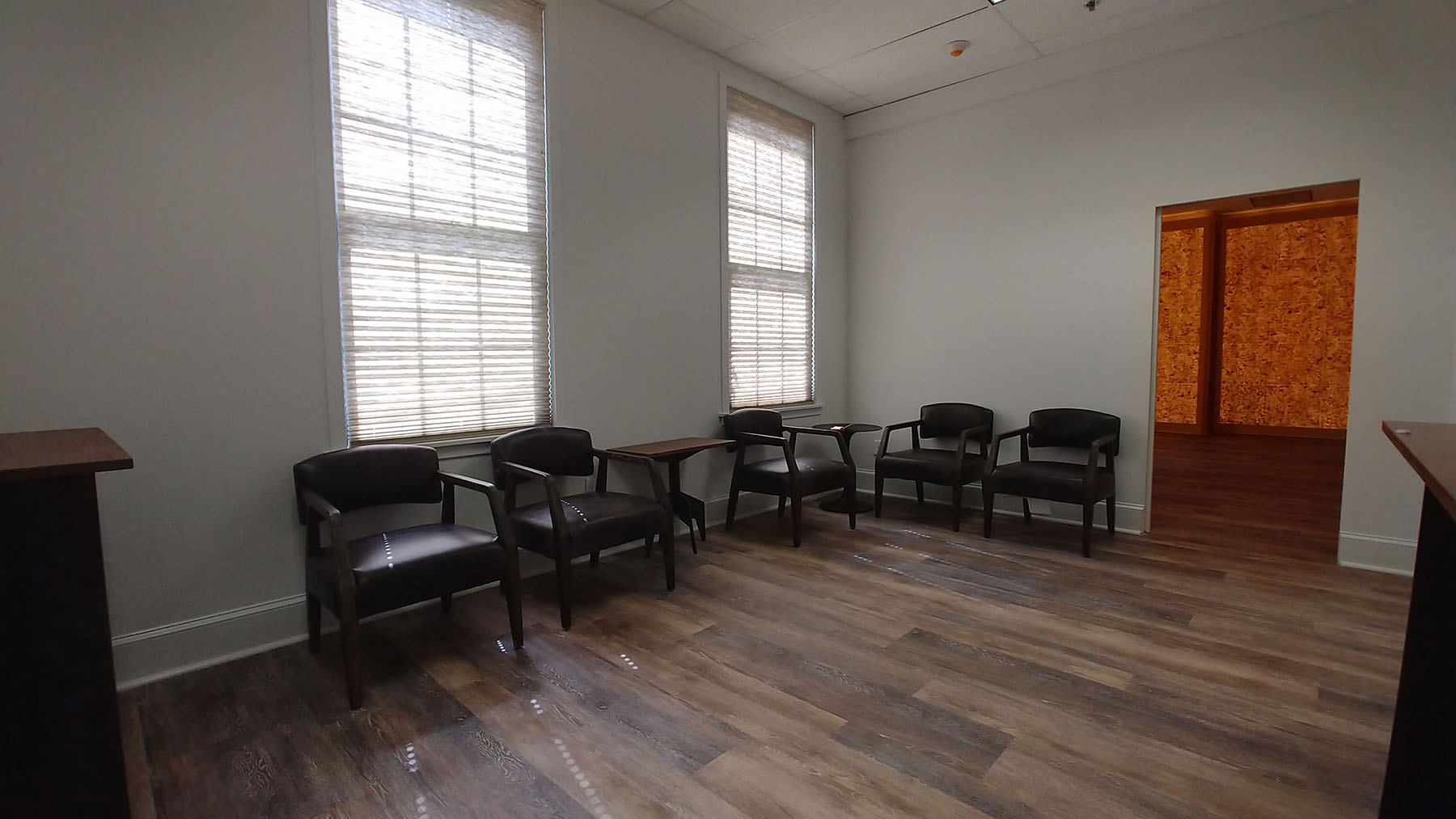 Silver Solutions Pittsfield MA berkshires office waiting room